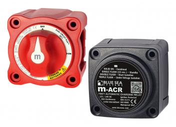 Kit batteria aggiuntiva MINI ADD A BATTERY / 65 A