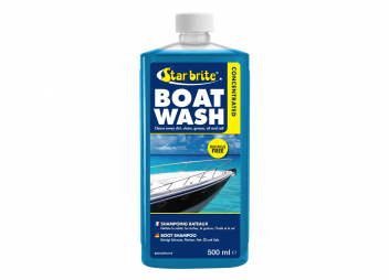 Shampoo per barca