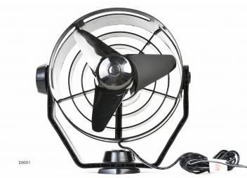 Ventilatori TURBO / nero