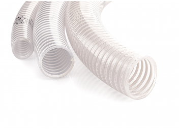 Tubo a spirale flessibile rinforzato
