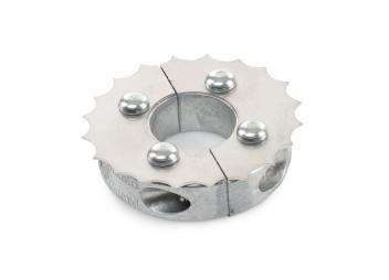 Anodo di zinco con taglierino SLC / 25 / 30 / 35 mm