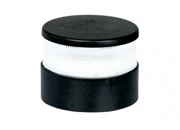 Luce di ancoraggio LED Serie 34 / alloggiamento nero