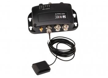 Ricetrasmettitore AIS CAMINO-108S / splitter integrato / antenna GPS Patch