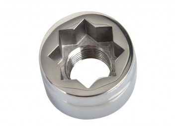Dado per ruota del timone in acciaio inox