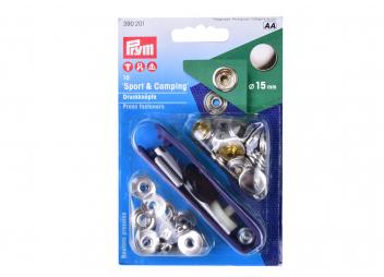 Set bottoni automatici SPORT & CAMPING