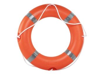 Salvagente anulare / arancione / approvato SOLAS