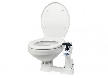 WC di bordo NEW STYLE / Comfort con copriwater con chiusura ammortizzata