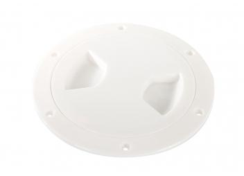 Coperchio di ispezione / rotondo / 173 mm