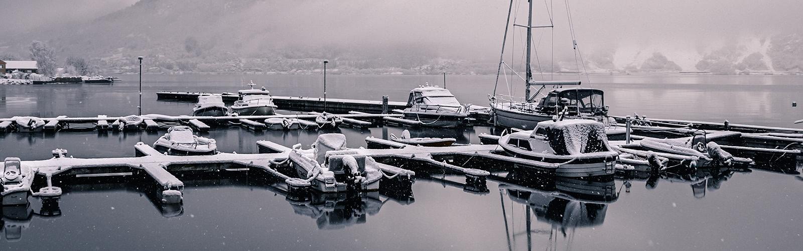 Come preparare il rimessaggio invernale del fuoribordo?