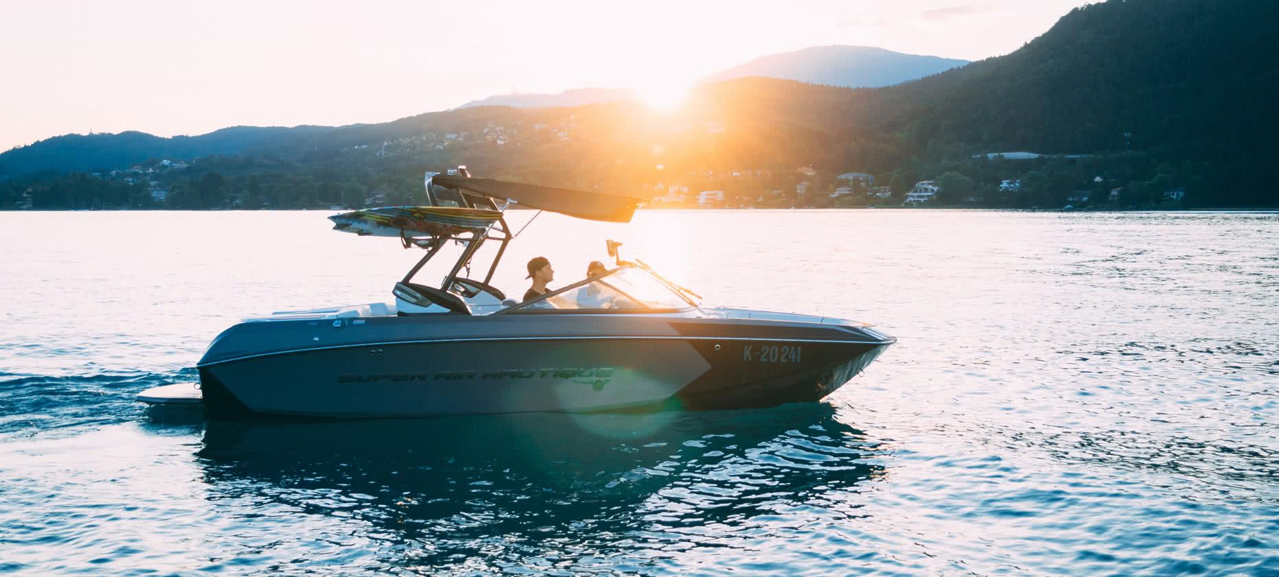 SVB Yacht Charter Checklist