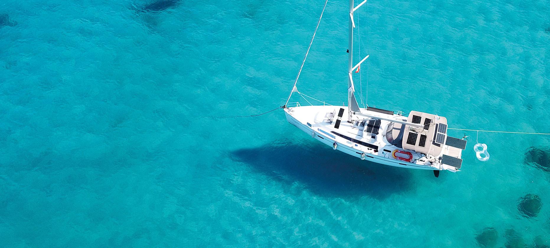 Energia verde a bordo - Impianti solari per la tua barca