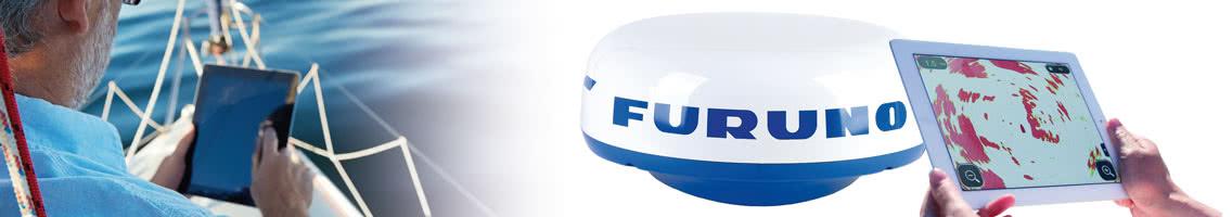 FURUNO WLAN Radar DRS4W