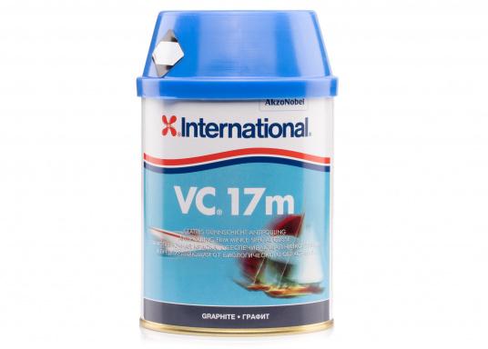 Antivegetativa di fama mondiale! Il sottile strato di pellicola impedisce la formazione di incrostazioni. Grazie all'eccezionale levigatezza della superficie, le barche sono fino al 10% piùvelociche con antivegetative convenzionali.  Nota: L'articolo non può essere spedito in ITALIA  (Immagine 1 di 3)