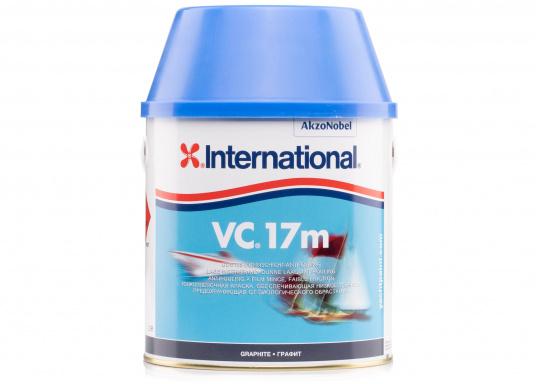 Antivegetativa di fama mondiale! Il sottile strato di pellicola impedisce la formazione di incrostazioni. Grazie all'eccezionale levigatezza della superficie, le barche sono fino al 10% piùvelociche con antivegetative convenzionali.  Nota: L'articolo non può essere spedito in ITALIA  (Immagine 2 di 3)