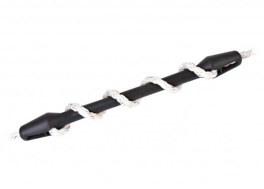 Protezione per la cima e la barca! Questi compensatori di ormeggio di alta qualità realizzati in gomma EPDM sono progettati per uso ad alte prestazioni. La durezza di smorzamento può essere regolata facilmente. Prezzo perpezzo singolo.  (Immagine 1 di 4)