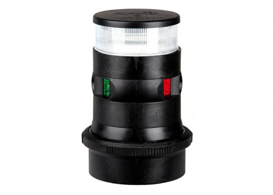 Design accattivante, l'ultimo stato in tema di illuminazione nautica - la serie di LED 34. Esente da manutenzione, resistente all'acqua di mare, protezione UV. Bassissimo consumo energetico.  (Immagine 1 di 8)