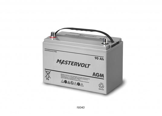 Nelle batterie AGM, la maggior parte dell'elettrolita (miscela di acqua e acido solforico) è assorbitodallafibra di vetro. Questo tipo di batteria non necessitamanutenzione e non si forma gas durante il normale utilizzo. Poiché non è necessaria la ventilazione, questa batteria può essere installata ovunque.  (Immagine 4 di 9)