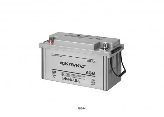 Nelle batterie AGM, la maggior parte dell'elettrolita (miscela di acqua e acido solforico) è assorbitodallafibra di vetro. Questo tipo di batteria non necessitamanutenzione e non si forma gas durante il normale utilizzo. Poiché non è necessaria la ventilazione, questa batteria può essere installata ovunque.  (Immagine 5 di 9)