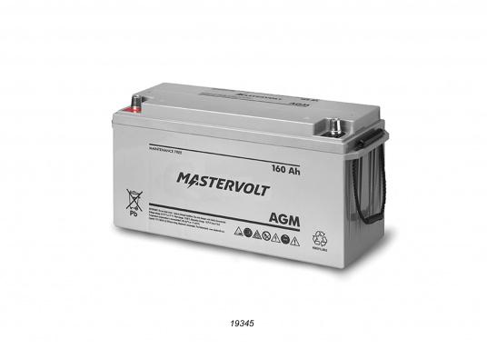 Nelle batterie AGM, la maggior parte dell'elettrolita (miscela di acqua e acido solforico) è assorbitodallafibra di vetro. Questo tipo di batteria non necessitamanutenzione e non si forma gas durante il normale utilizzo. Poiché non è necessaria la ventilazione, questa batteria può essere installata ovunque.  (Immagine 6 di 9)