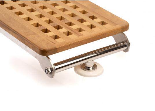 Questa passerella in legno non è solo bella, ma anche estremamente innovativa e pratica.  (Immagine 2 di 8)
