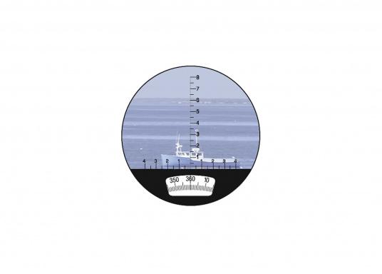 Il binocolo SEATEC TARGET è stato specificamente progettato per l'impiego in mare.  (Immagine 8 di 13)