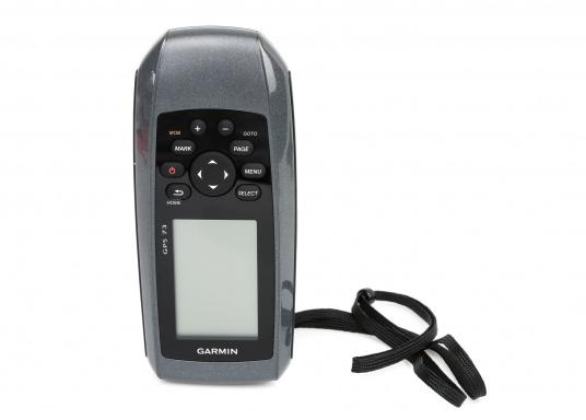 Il GPS 73 è un dispositivo portatile di facile utilizzo, che è la soluzione di navigazione perfetta per barche, barche a vela o piccole imbarcazioni che non dispongono di un chartplotter. Ha una sensibilità molto elevata affinchè i segnali satellitari possano essere catturati rapidamente e la vostra posizione possa essere determinata anche nelle condizioni più difficili.  (Immagine 7 di 9)