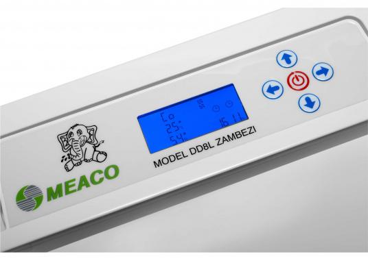 Il più avanzato e intelligente deumidificatore al mondo! Il Meaco DD8L ZAMBEZI offre tutto ciò che si può desiderare. Il modello DD8L offre molte opzioni in più rispetto ad altri deumidificatori. (Immagine 12 di 19)