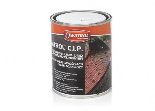 Un primer per tutto - questo è il concetto di OWATROL CIP - vernice e primer antiruggine per i colori a 1 e 2 componenti. (Immagine 1 di 1)
