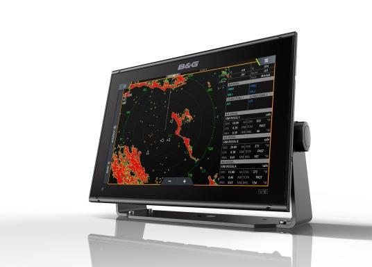 """Ricca di innovazioni e caratteristiche pluripremiatedella vela, la nuova serie di display multifunzione Vulcan di B&G è un must per ogni velista. Il Vulcan 12R è dotato di display multi-touch da 12"""", GPS integrato e WiFi, eccellenti tecnologie sonar e compatibilità radar. Fornito senza trasduttore. (Immagine 3 di 15)"""