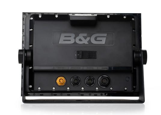"""Ricca di innovazioni e caratteristiche pluripremiatedella vela, la nuova serie di display multifunzione Vulcan di B&G è un must per ogni velista. Il Vulcan 12R è dotato di display multi-touch da 12"""", GPS integrato e WiFi, eccellenti tecnologie sonar e compatibilità radar. Fornito senza trasduttore. (Immagine 13 di 15)"""