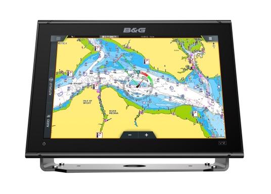 """Ricca di innovazioni e caratteristiche pluripremiatedella vela, la nuova serie di display multifunzione Vulcan di B&G è un must per ogni velista. Il Vulcan 12R è dotato di display multi-touch da 12"""", GPS integrato e WiFi, eccellenti tecnologie sonar e compatibilità radar. Fornito senza trasduttore. (Immagine 1 di 15)"""