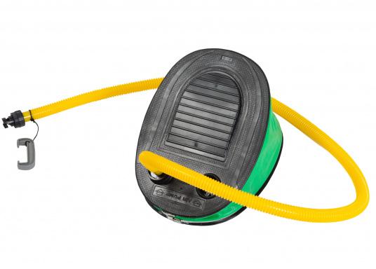 Il nuovo gommone a chiglia rigida PRO TENDER 220, prodotto da SEATEC, è ideale come tender d'appoggio per imbarcazione ma anche per escursioni e battute di pesca.  (Immagine 6 di 6)