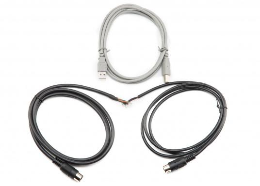 Il modem compatto HF DR-7400 offre un ingresso economico nella classe P4dragon. Il DR-7400 è stato adattato in modo ottimale al nuovo metodo di trasmissione high-end PACTOR-4e offre una trasmissione dati veloce e affidabile senza precedenti tramite onde corte: e-mail quasi come da casa, da qualsiasi punto del mondo. (Immagine 4 di 4)