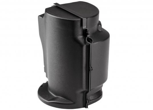 Sistema di climatizzazione compatto per l'autoinstallazione. Fornito con un rivestimento insonorizzante per la riduzione del rumore e un pannello di controllo delle cabine Smart Touch. (Immagine 3 di 6)