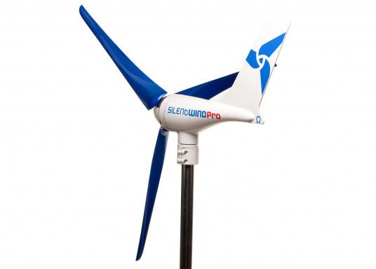 Il generatore eolico sviluppato dai marinai per i marinai. Offre prestazioni particolarmente efficienti anche con vento debole ed è adatto a tutte le zone climatiche. Tensione: 12 V. (Immagine 2 di 7)