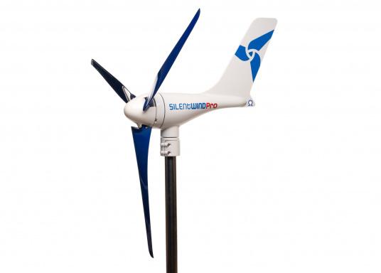 Il generatore eolico sviluppato dai marinai per i marinai. Offre prestazioni particolarmente efficienti anche con vento debole ed è adatto a tutte le zone climatiche. Tensione: 12 V. (Immagine 6 di 7)
