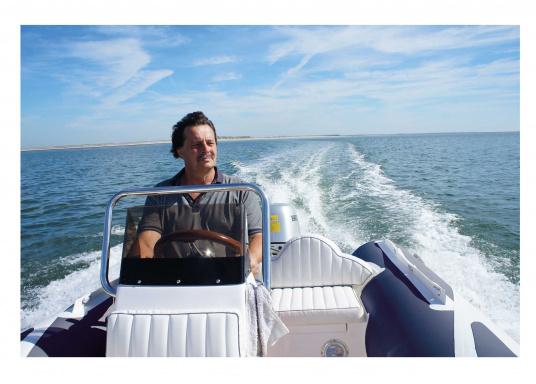 Prestazioni, sicurezza e comfort: il SEATEC GT SPORT 410 è il prodotto per tutti gli amanti degli sport acquatici. Sia che si tratta di pesca, sci nautico, escursioni o immersioni - il GT SPORT 410 offre prestazioni migliori! (Immagine 4 di 5)