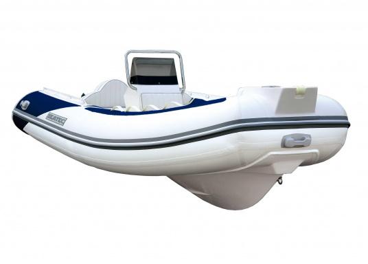 Prestazioni, sicurezza e comfort: il SEATEC GT SPORT 410 è il prodotto per tutti gli amanti degli sport acquatici. Sia che si tratta di pesca, sci nautico, escursioni o immersioni - il GT SPORT 410 offre prestazioni migliori! (Immagine 2 di 5)