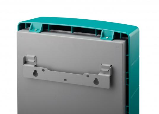 La serie Mastervolt CombiMaster coniuga facilità d'uso, affidabilità, una tecnologia di ricarica e di rete all'avanguardia. Le applicazioni impegnative e i carichi elevati non sono un problema per i potenti dispositivi CombiMaster. Grazie alle interfacce MasterBus, CZone e NMEA2000 integrate, la serie CombiMaster è compatibile con quasi tutte le attuali tecnologie di rete e terminali. (Immagine 9 di 9)