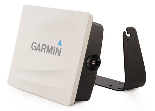 """Il chartplotter GPSMAP 1222 Plus è semplice, intuitivo e, grazie al suo display estremamente luminoso, è facile da leggere anche sotto la diretta luce del sole. Il touchscreen da 12"""" è perfetto per visualizzare le carte, è facile da usare e si integra perfettamente al sistema nautico Garmin. (Immagine 4 di 12)"""