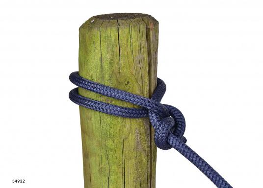 Cima da ormeggio di alta qualità per un uso intenso!Le cimeDOCK-TWIN hanno un'anima a 12 legnoni, in poliammide, protetta da una calza in poliestere robusto. Cime disponibili indiversi diametri.  (Immagine 7 di 7)