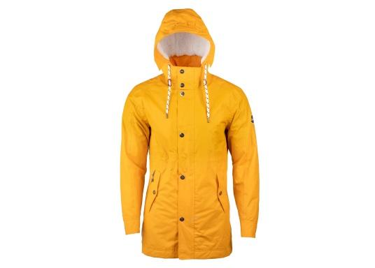 L'elegante giacca per tutte le stagioni di Marinepool ti protegge dal vento e dalle intemperie. Dotata di collo alto e pelliccia nella zona del petto e nel cappuccio, la giacca NILAS offre una protezione di prima classe nelle fredde giornate di pioggia. (Immagine 10 di 14)