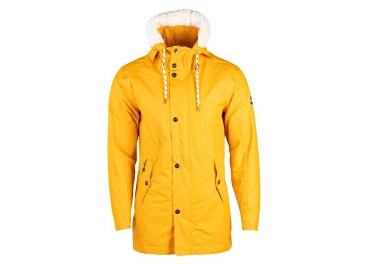 L'elegante giacca per tutte le stagioni di Marinepool ti protegge dal vento e dalle intemperie. Dotata di collo alto e pelliccia nella zona del petto e nel cappuccio, la giacca NILAS offre una protezione di prima classe nelle fredde giornate di pioggia. (Immagine 8 di 14)