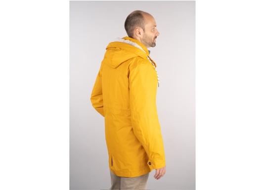 L'elegante giacca per tutte le stagioni di Marinepool ti protegge dal vento e dalle intemperie. Dotata di collo alto e pelliccia nella zona del petto e nel cappuccio, la giacca NILAS offre una protezione di prima classe nelle fredde giornate di pioggia. (Immagine 7 di 14)