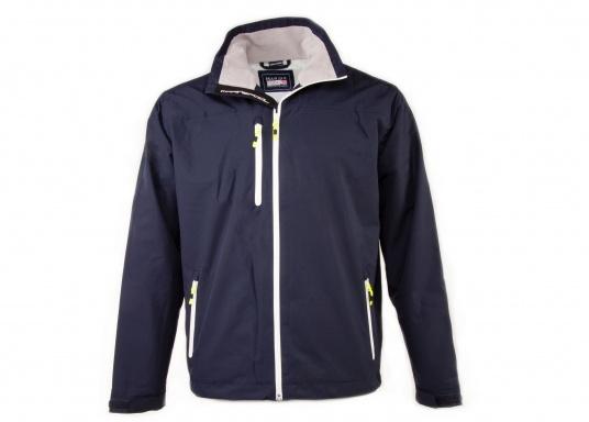 La giacca Club da uomo leggera e funzionale di Marinepool è antivento, idrorepellente e traspirante e quindi un tuttofare assoluto anche al di fuori della vela. (Immagine 1 di 11)