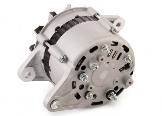 Questo alternatore / generatore è identico all'alternatore / generatore originale Yanmar 129772-77200. (Immagine 3 di 3)