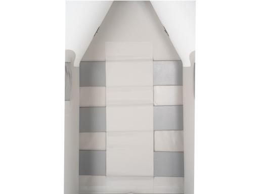 Gommone di alta qualità MARLIN modello NEMO 200 per principianti con un design chic, buone caratteristiche di guida e un imbattibile rapporto qualità-prezzo. Ideale per l'uso come tender, canotto per il tempo libero o barca da bagno. (Immagine 7 di 8)