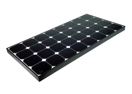 Energia solare più potente al mondo pronta per l'uso!     Massima affidabilità  Correnti di carica più elevate con dimensioni ridotte  Efficienza cella estremamente elevata superiore al 20%   (Immagine 1 di 2)