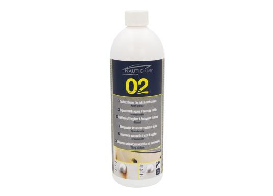 Il detergente anti macchie e anti ruggine NAUTIC CLEAN è ideale per rinnovare e ripristinare le imperfezioni del gelcoat. (Immagine 2 di 2)