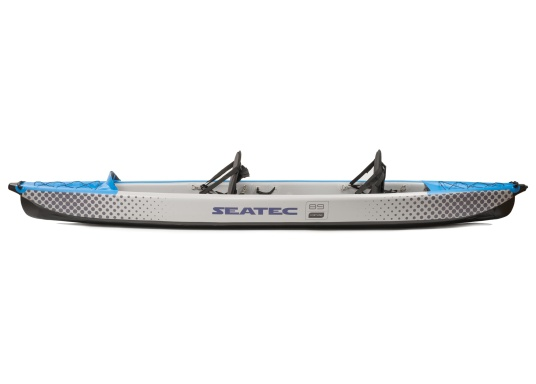 Scopri la natura in un modo nuovo con i kayak gonfiabili di alta qualità di SEATEC. (Immagine 3 di 12)